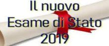 Il Nuovo Esame di Stato a.s. 2018/2019